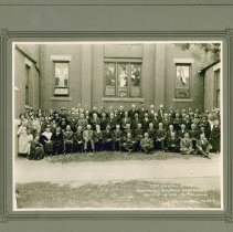 Image of 37th Session of the Northern German Conference, Sept. 12-16, 1923, St. Paul, MN  - 5A Annual Conference