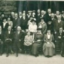 Image of Northern Minnesota Conference, Minneapolis, MN, Sept. 30, 1915 - 5A Annual Conference