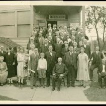 Image of Northern Swedish Conference of the M.E. Church, Lindstrom, MN, August 19-22, 1926 - 5A Annual Conference