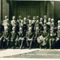 Image of Minnesota Conference, Evangelical Church, Rochester Minnesota, 1933, Sixty-sixth Session - 5A Annual Conference