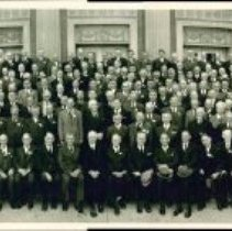 Image of 33rd General Conference, Evangelical  Church, Naperville, IL,  Nov. 7-16, 1942 - General Conference