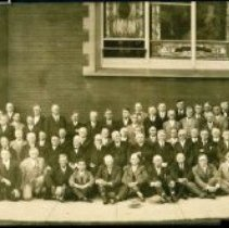 Image of Evangelical Church, General Conference, Milwaukee, WI, Oct. 9, 1930 -