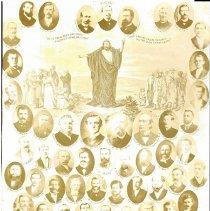 Image of Prediger (preachers) der N.W. Conf. Ver EV Kirche, 1901-1903 - Clergy