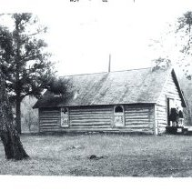 Image of Pine Bend Mission Building, built 1920 - Local Church