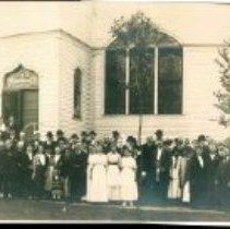Image of Norra Svenska Konferecses, Metodist Episkopal Kyrkan, September 9, 1915, Atwater, MN - 5A Annual Conference