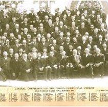 Image of General Conference, United Evangelical Church, 1906 - General Conference Evangelical