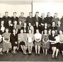 "Image of Cast of Opera ""Sylvia"", Minneapolis Wesley 1939 - L-Minneapolis, Wesley UMC"
