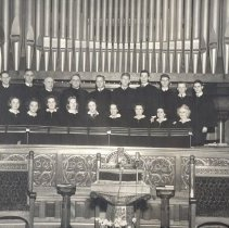 Image of Wesley Choir, 1943 - L-Minneapolis, Wesley UMC