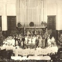 Image of Christmas pageant - L-Minneapolis, Wesley UMC