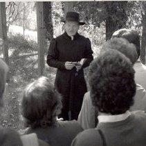 Image of Rev. Tom Brennen Circuit Rider - clergy