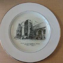 Image of Plate, Marshall, Wesley 1873-1973 - L-Marshall, Wesley