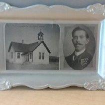 Image of Tray, Becker M. E. Church - L-Becker UMC