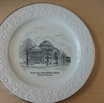 Image of Plate, Faribault, Fourth Ave. Methodist Church
