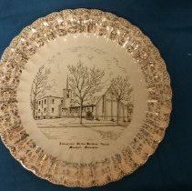 Image of Plate, Marshall, Evangelical United Brethren - L-Marshall, Evangelical United Brethren
