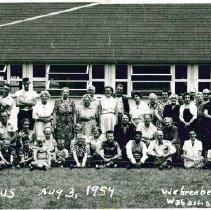 Image of Methodist Campus, Aug 3, 1954 (Frontenac) - 6E Frontenac