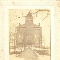 Image of Parker College, WInnebago City, Minnesota