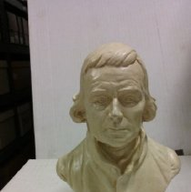 Image of Bust, Francis Asbury, American methodist Bicentennial, 1784-1984, John McClarey, Sculptor, numbered 101/500 - General Conference