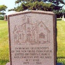 Image of Hendricks UMC and New Grove Cemetery - Local Church