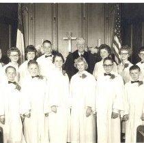 Image of Willmar, Confirmation 1960 - Local Church