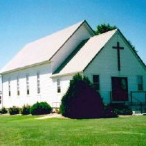 Image of Amo UMC, 1898-2014 - Discontinued Church