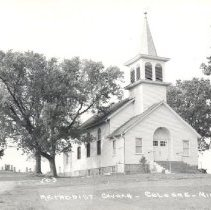 Image of Cologne Methodist Church