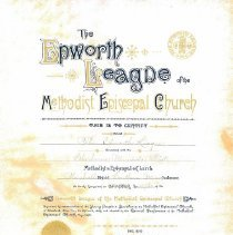 Image of Sherburn Epworth League