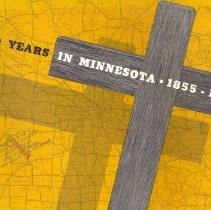 Image of Centennial: 100 years in Minnesota, 1855-1955 -