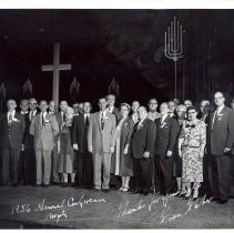 Image of Entertainment Committee, General Conference 1956 - General Conference