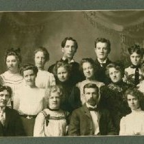 Image of Minneapolis Wesley Choir 1902