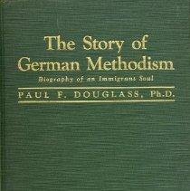 Image of Story of German Methodism