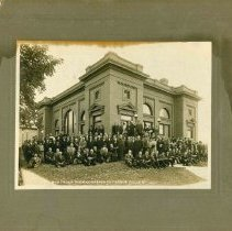 Image of Northern Minnesota Conference, Fergus Falls, 1910 - 5A Annual Conference