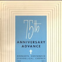 Image of 75th Anniversary Advance