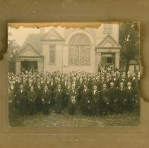 Image of Northern Minnesota Conference, Annual Conference Session, 1901, Chatfield, Minnesota - 5A Annual Conference