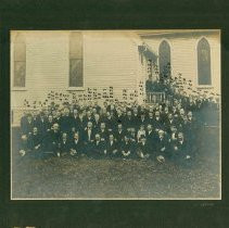 Image of Minnesota Conference of the M.E. church held in Waseca in fall of 1904 - 5A Annual Conference