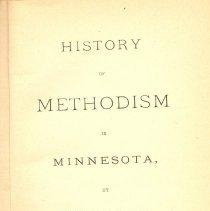 Image of History of Methodism in Minnesota - Hobart, Chauncey