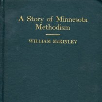 Image of A story of Minnesota Methodism - McKinley, William