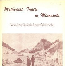 Image of Methodist trails in Minnesota - Baumhofer, Earl F., ed.