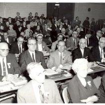 Image of Minnesota Conference delegation at Denver, CO., 1960 - General Conference