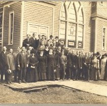 Image of Annual Conference Session 1911, Hibbing,MN - 5A Annual Conference