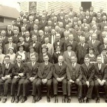Image of Evangelical Church Annual Conference c.1932 - 5A Annual Conference