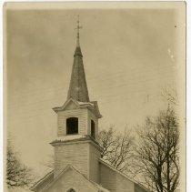 Image of Methodist Episcopal Church, Burschrville, Minn - Local Church