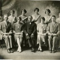 Image of Cherry Grove Catechetical Class, 1930 - Local Church