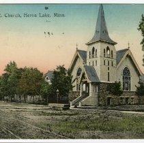 Image of M.E. Church, Heron Lake, Minn. - Local Church