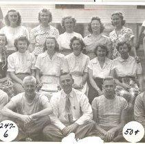Image of Lake Koronis group, 16 people - 6F Lake Koronis