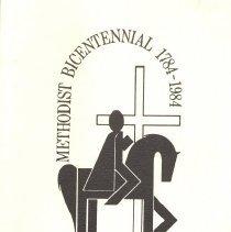Image of Southeast District Church Histories, Heritage, Methodist Bicentennial 1784-1984 - Laechel, David