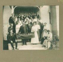 Image of St. Clair, Zion Evangelical United Brethren, Gideon's Army  - Local Church