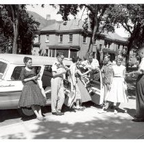 Image of Youth Christian Witness Mission 195?, Montevideo, MN