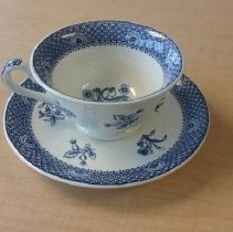 Image of cup and saucer