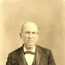 Image of Rev. Sias Bolles, c. 1880 - Clergy