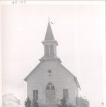Image of New Avon UMC (1905-2013) - L-New Avon UMC 1905-2013